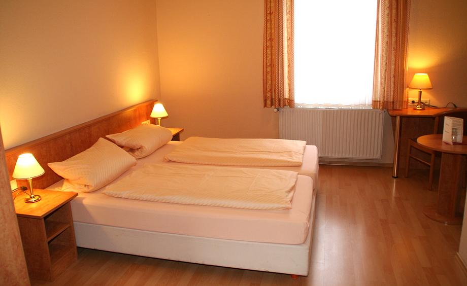 Ansicht Doppelzimmer, Hotel Schönsitz